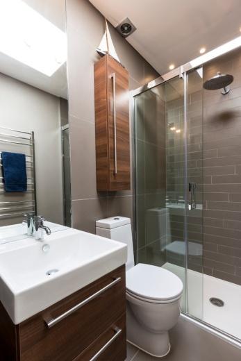 Примеры малых ванных комнат ванные комнаты 2009