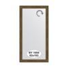 Зеркало в багетной раме (53х103 см) EVOFORM BY 1054