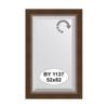 Зеркало в багетной раме (52х82 см) EVOFORM BY 1137