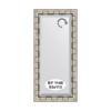 Зеркало в багетной раме (53х113 см) EVOFORM BY 1146
