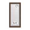 Зеркало в багетной раме (52х112 см) EVOFORM BY 1147