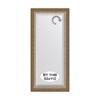 Зеркало в багетной раме (52х112 см) EVOFORM BY 1148