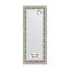 Зеркал в багетной раме  (58х143 см) EVOFORM BY 1166