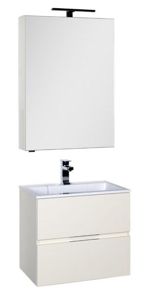 Мебель для ванной Aquanet Алвита 60 Крем купить в магазине ВаннаиЯ.ру