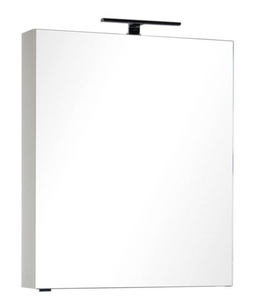 """Зеркало шкаф Aquanet Алвита 70 Бежевый купить недорого в интернет магазине """"Ванна и Я"""""""