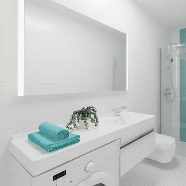 Цветная подвесная сантехника для ванной комнаты отечественная сантехника - душевые кабины